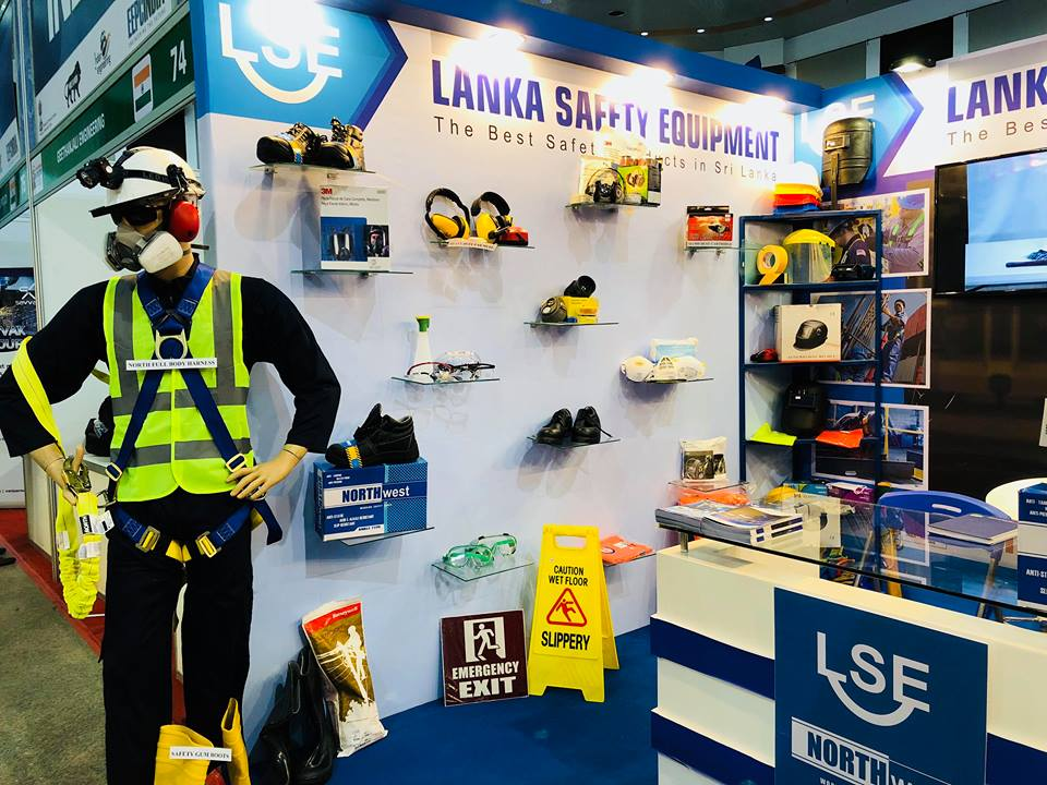 Safety Equipments Suppliers In Sri Lanka - Best Equipment In